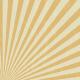 Rayures en évantail 2 beiges - zoom