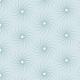 Spirales en soleils bleus - zoom