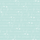 Texte blanc sur fond bleu-vert - minipack - zoom