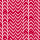 Chevrons blancs rouge 2 - zoom