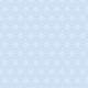 Géométrie japonisante bleue - zoom