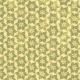 Fleur vertes sur fond beige - zoom