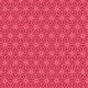 Géométrie japonisante rouge - zoom