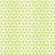 Hélices multipliées blanches sur fond vert - zoom