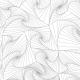 Colimaçons enchevêtrés gris - zoom