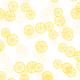 Tranches citronées - zoom