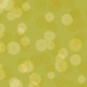 Empruntes citronées sur fond vert - zoom