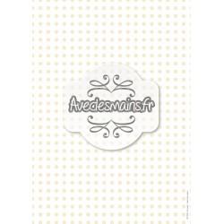 Carrés tournants beiges - stamp