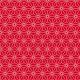 Géométrie japonisante rouge 2 - zoom