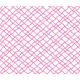 Ondulations roses tissées - zoom