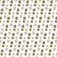 Diagonales en points - 2 kakis - zoom