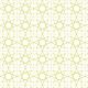 Zellige en étoiles et carrés - vert - zoom