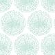 Graines à souffler - bleu-vert - zoom