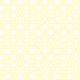 Points en goutelettes - sur fond jaune pâle - zoom