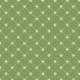 Constellation artificielle verte - zoom