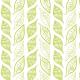 Dessins de feuilles vert - zoom