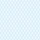 petites feuilles Blanches sur fond bleu clair - zoom