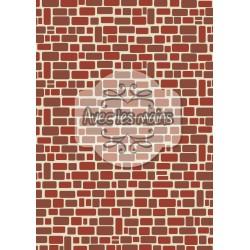 Mur de briques - stamp